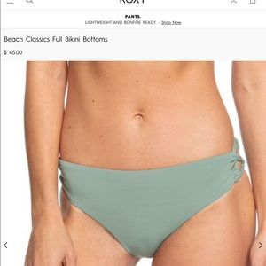 Roxy Swim - Roxy Bikini Set in color Geno, NWT
